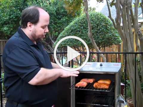 Smokin Salmon by SmokinTex with Scott Wallace.
