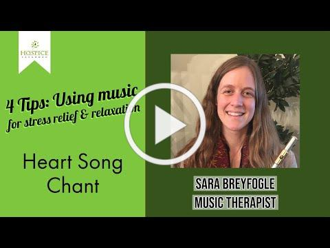 4 Self Care Tips: Using music for stress reductions and relaxation