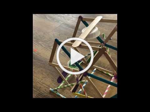 Ferris Wheel Craft Example