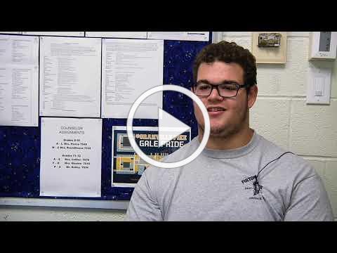 LHS Senior Conversation: Quinton Burke