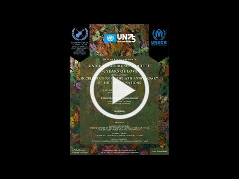 """""""75 YEARS OF LOVE"""" 