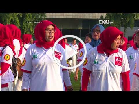 DAAI Mandarin 大愛與您分享 World Tai Chi and Qi Gong Day 2018 Indonesia