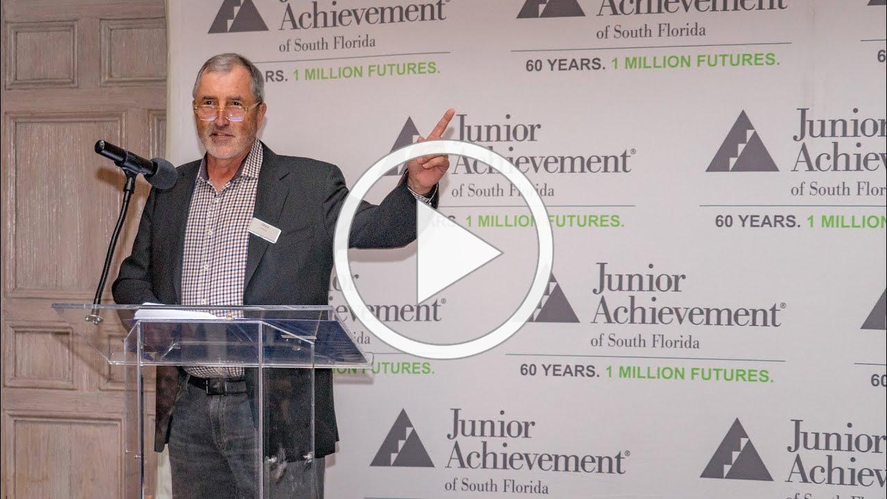 Junior Achievement of South Florida Light Up The Night 2020 - Mark Warren Speech