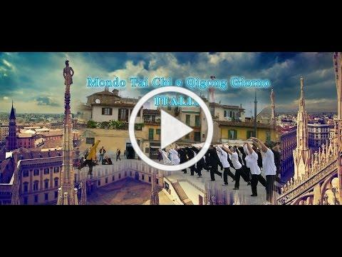 Italia Mondo Tai Chi e Qigong Giorno - World Tai Chi & Qigong Day Events Gallery
