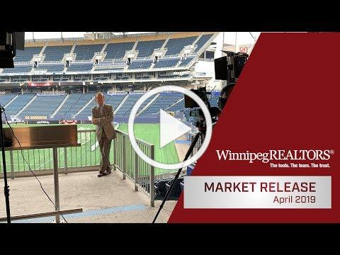 WinnipegREALTORS® April 2019 Market Update