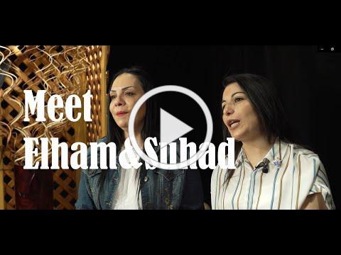BethBC's Impact on BA Students: Elham & Suhad
