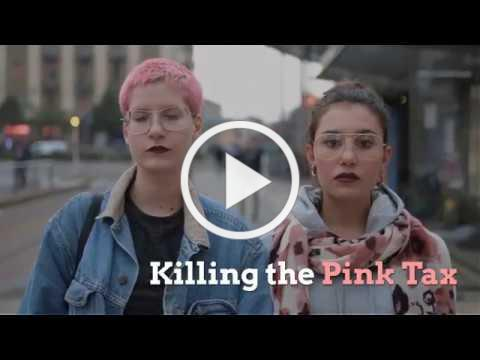 Killing the Pink Tax  [Video] - Big Ideas for Small Business, Inc.