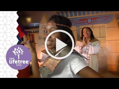 One True God | HLA Egypt VBS Music Video | Group Publishing