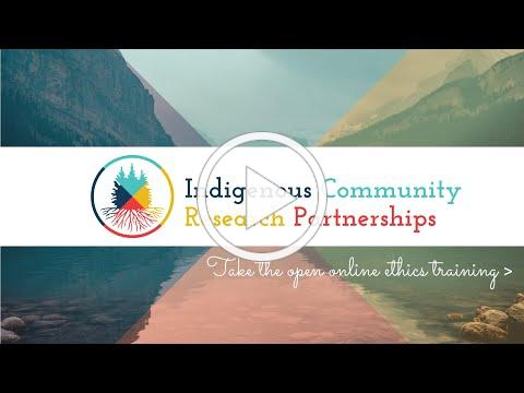 Indigenous Community Research Partnerships