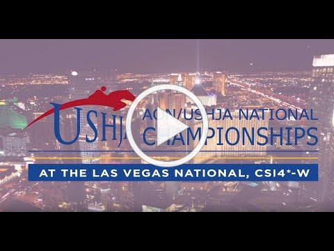 The AON/USHJA National Championships are for YOU!