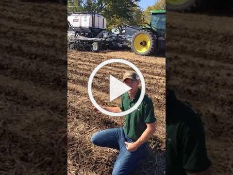 Banding Fertilizer With Salford ST-10 & Tru Ag Units