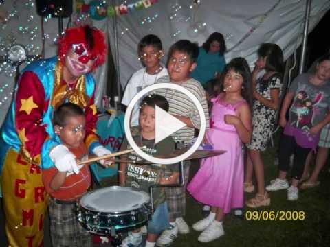 SONRISAS Y LAGRIMITA SHOW INFANTIL