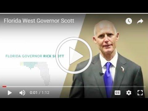 Florida West Governor Scott