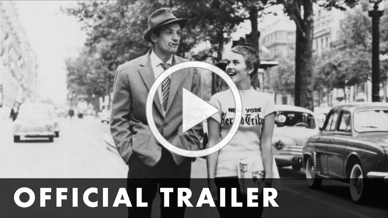 BREATHLESS - HE Trailer - Directed by Jean-Luc Godard