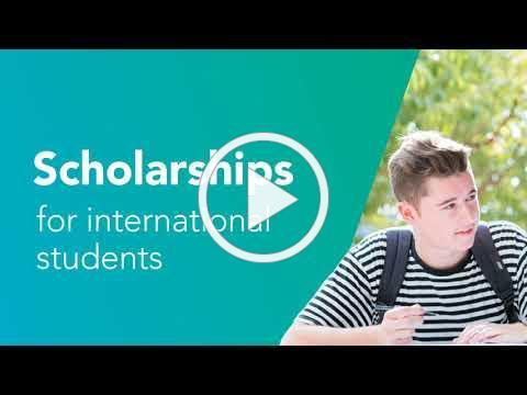 Scholarships available for onshore students starting November 2020