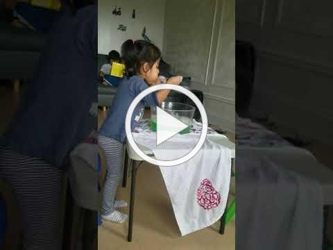 WHEDco's Early Childhood Discovery Center: In-Home Water Activity