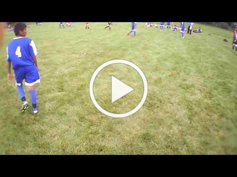 CCSD93 1st Interscholastic Soccer Game (9/6/18) - Ref Cam!