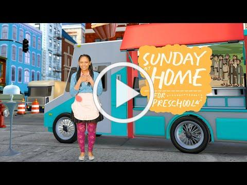 Sunday at Home for Preschoolers | April 11, 2021