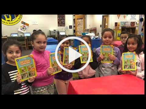 RIF of NOVA Celebrates Books