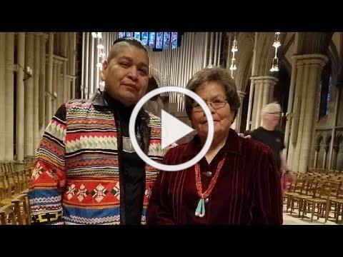 Navajo Advocate and United Methodist Woman