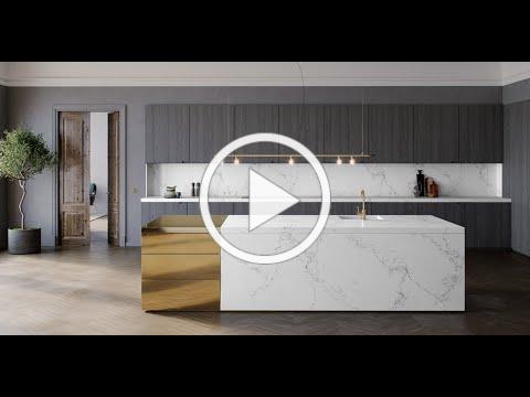 5151 Empira White - by Caesarstone