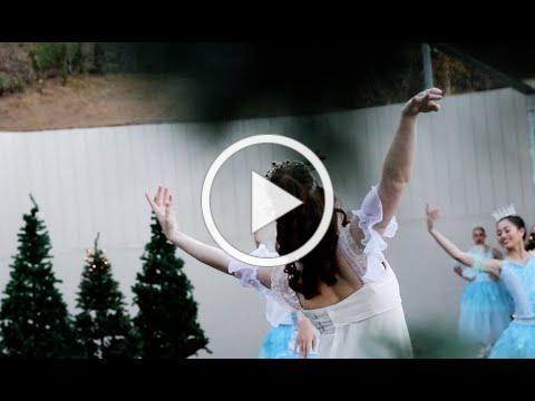 Los Gatos Ballet: Nutcracker Movie Magic