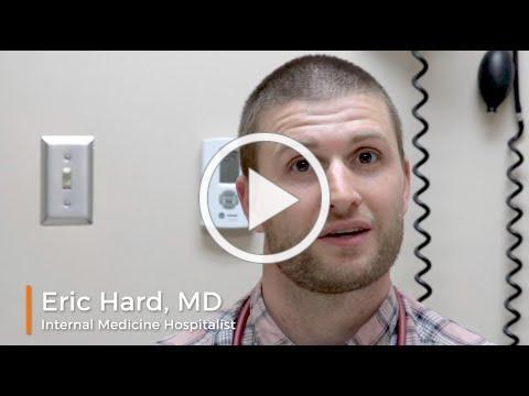 Dr. Eric Hard - PCC Volunteer Physician