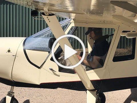 Zenith Cruzer First Test Flights