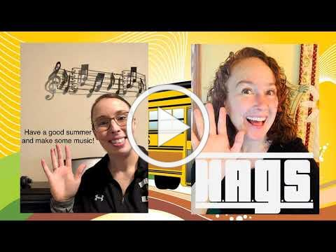 Sheboygan Falls Elementary/Middle School Goodbye Video