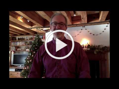 A Christmas Message from Bishop Alan M. Gates