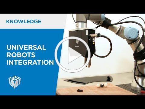 Easy Universal Robots (UR) Integration