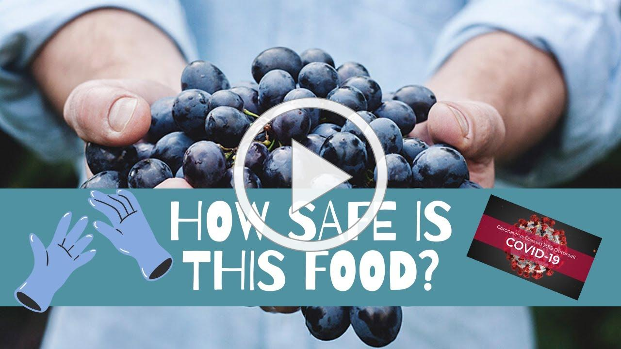 Anxious About Food Safety