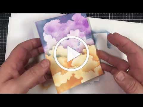 Cloud Edger Stencil Magic