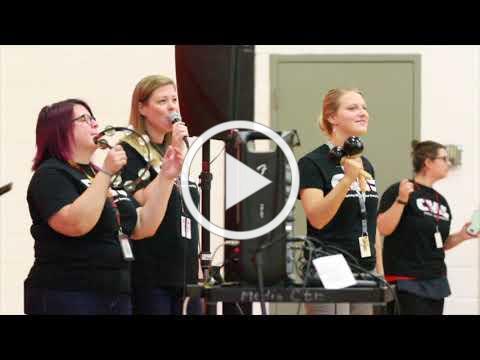 Eden Prairie Schools: #Eagles1stDay 2018