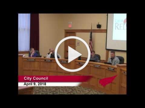 Council Member Schulenberg Resigns