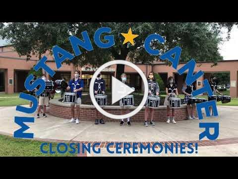 2020 Mustang Canter - Closing Ceremony!