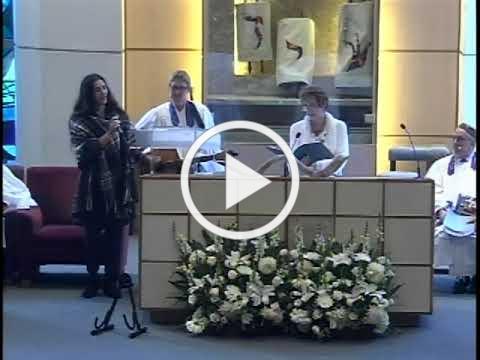 Yom Kippur (9-19-2018) 10:30AM - Kerith Spencer Shapiro - One Voice
