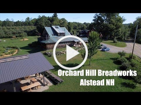 Orchard Hill Breadworks Alstead NH 2019