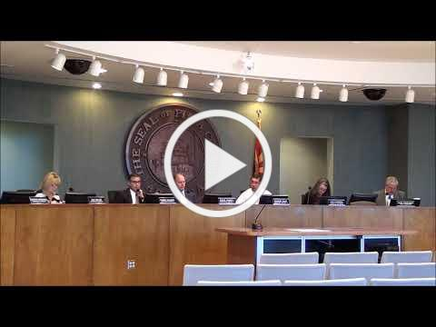 08.20.18 Supervisor Miller Opposes FY 2018/19 Tax Levy & Collection