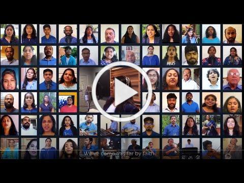 We've Come This Far by Faith - Virtual Choir by International Gospel Melodies (IGM)