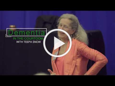 Dementia in the Courtroom