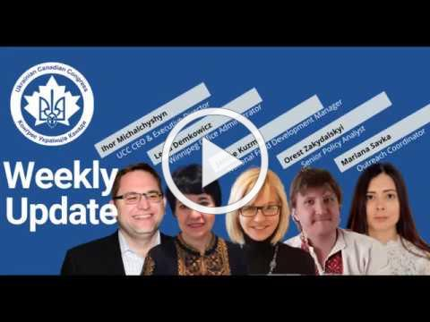 UCC May 27 Covid-19 weekly update