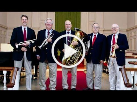 Brentwood Brass Holiday Concert at Osterville Village Library