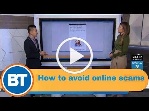 How to avoid social media scams