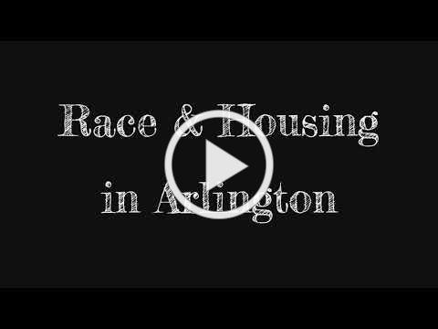 Race and Housing in Arlington