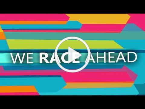 We Race Ahead Invite