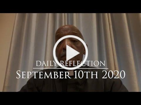 2020 09 10 Reflection 440