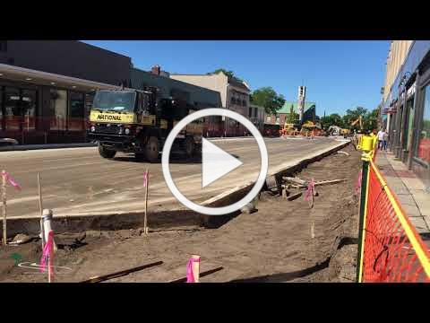Maple Road Project Sept 4