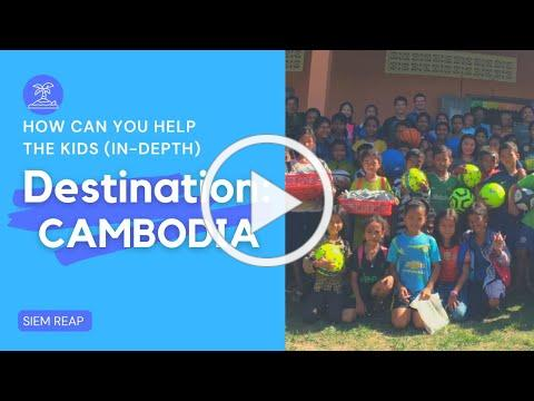 WHAT'S REALLY GOING ON WHEN YOU HELP A NON-PROFIT ORGANIZATION IN SIEM REAP | Cambodia Travel