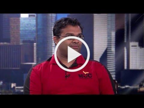 The Topic: Interview with Ravi Brahmbhatt